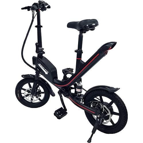 """Bicicleta Elétrica E-Bike 350w Aro 14"""" ROXA"""