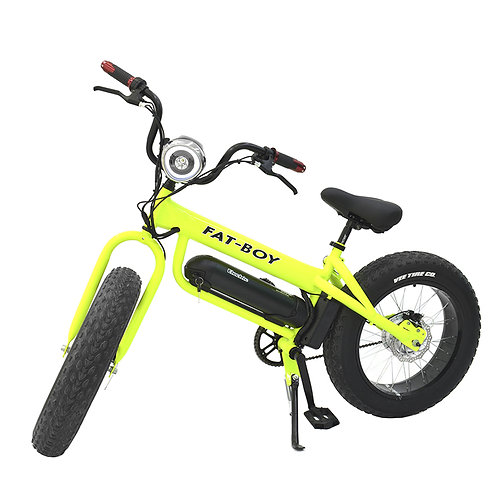 Bicicleta Elétrica Fat aro 20