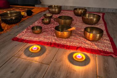 Lezione di campane tibetane