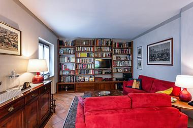 Salotto casa privata