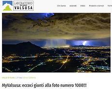 Blog Laboratorio ValSusa per la foto num