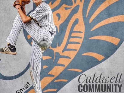 Cody Smart 2020 Grad Caldwell CC