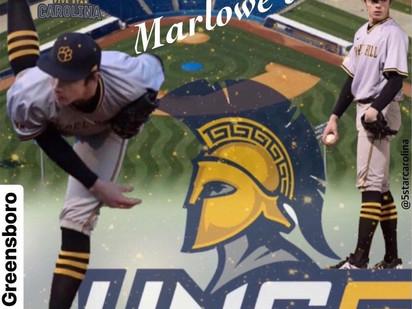 Marlowe Lorio 2020 Grade UNC Greensboro