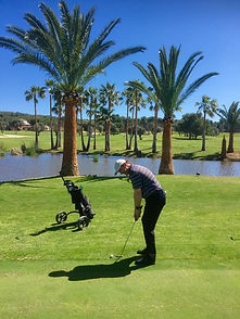 Golfeisen
