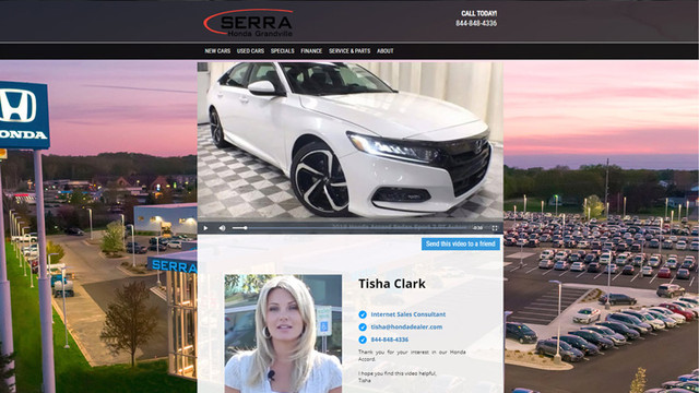 Dealer Branded Landing Pages