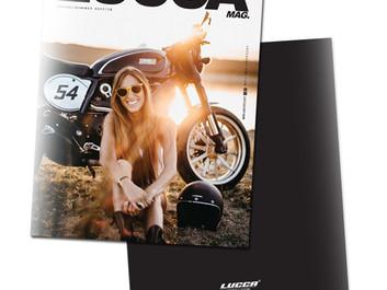 Revista sem pretenção, mas com muita verdade. Lucca Mag. #1