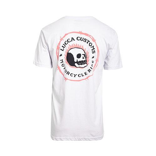 Camiseta Lucca Skull Rider