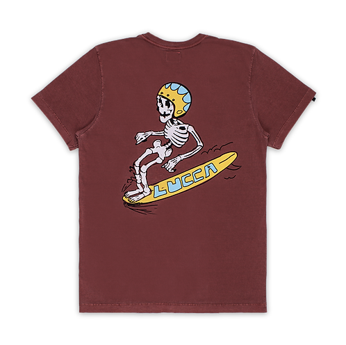 Camiseta Skull Surf