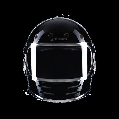Capacete Magno V2 Glossy Black