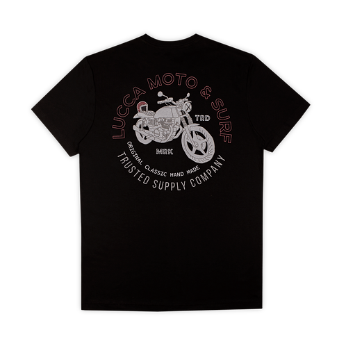 Camiseta CB450 Custom