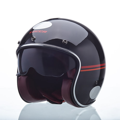 Capacete Sublime Red Lines