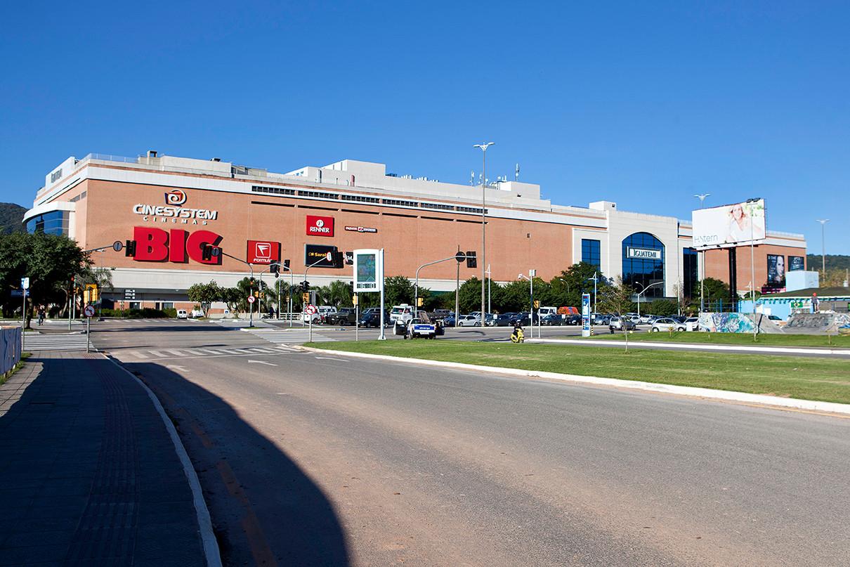 Shopping Iguatemi Florianópolis
