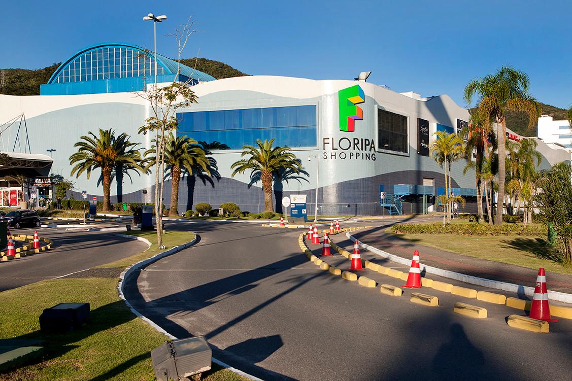 Pavimentação Floripa Shopping