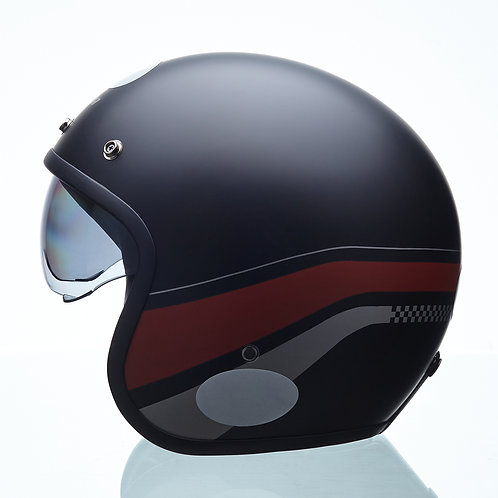 Capacete Sublime Squad Black