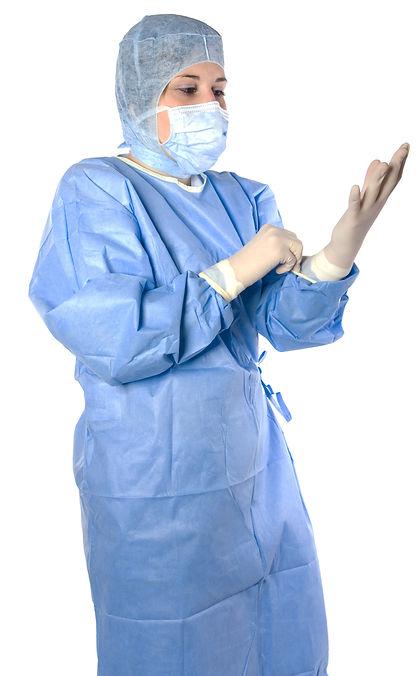 Medizinische Schutzkittel