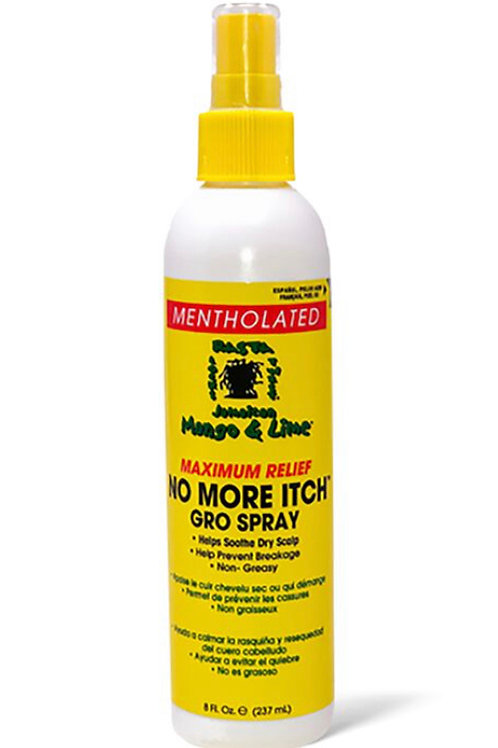 Jamaican Mang & Lime No More Itch Gro Spray