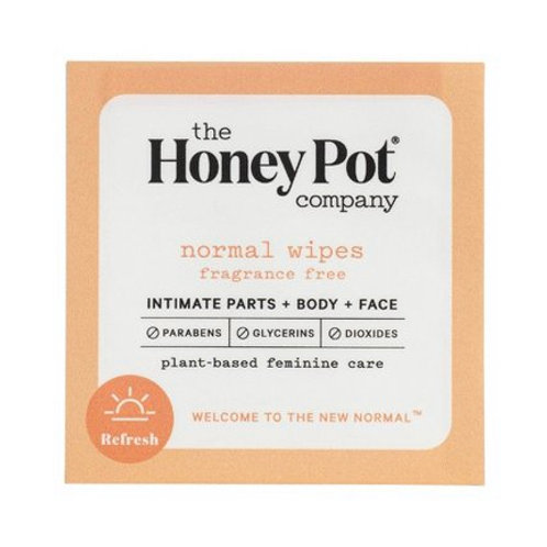The Honey Pot Co.  Normal Wipes