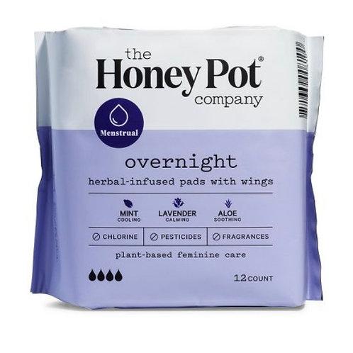 The Honey Pot Co. -Overnight Pads