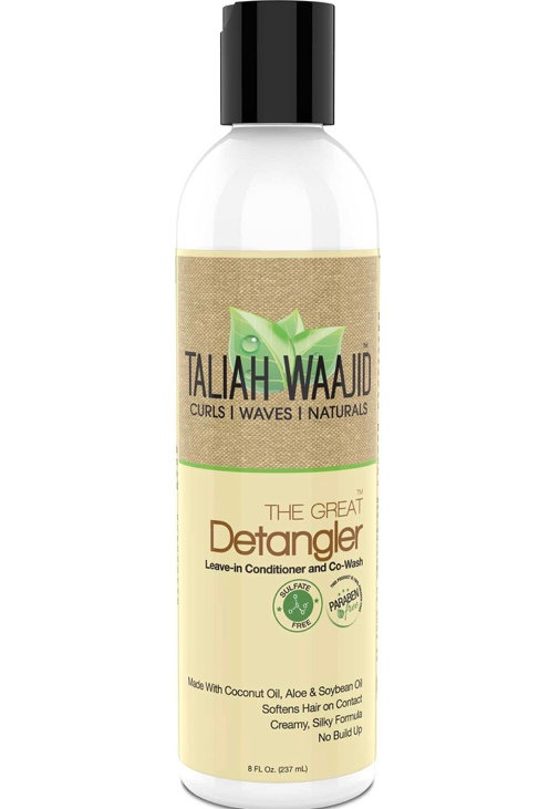 Taliah Waajid Leave-In Conditioner and Co-Wash