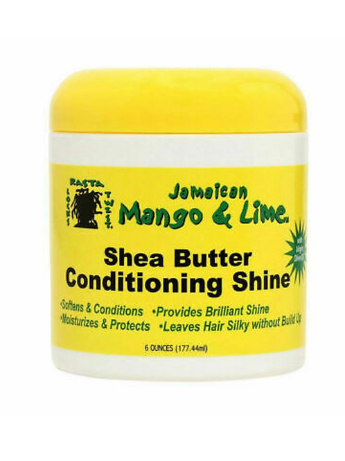 Jamaican Mango & Lime Shea Butter Conditioning Shine