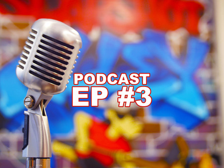 EP #3 - How did you practice hockey when you were a kid?