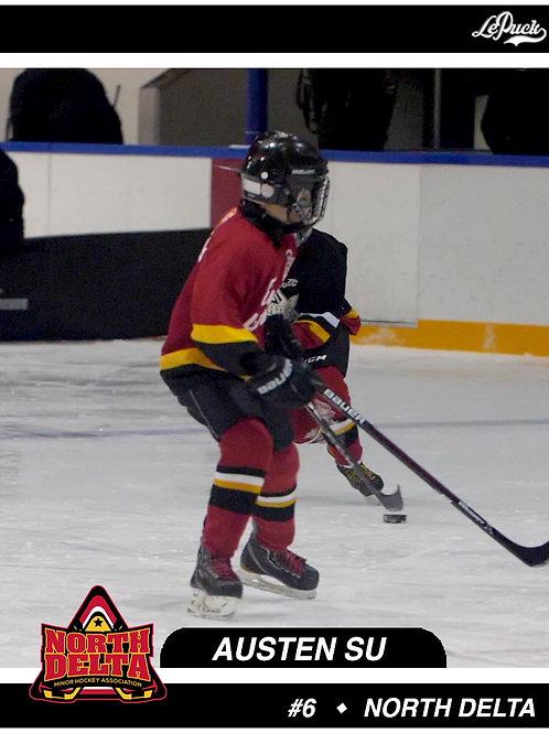 Video Hockey Card