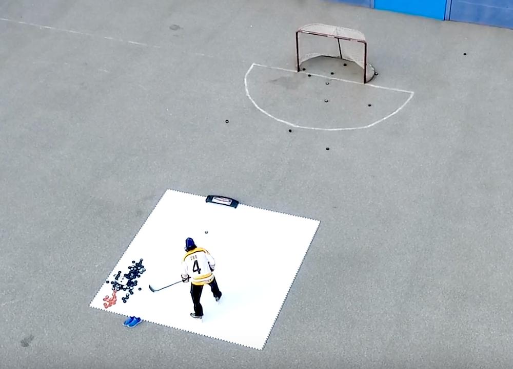 Revolution Synthetic Ice Hockey Tiles