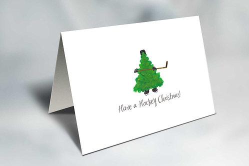 Wayne Pinetree Christmas Card