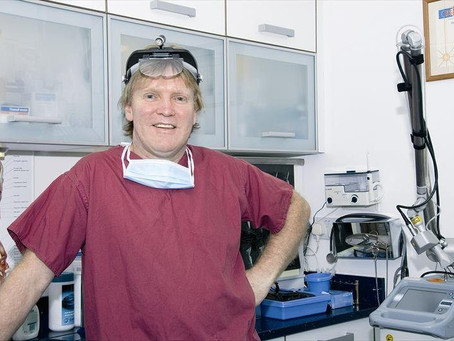 Dr. Patrick Treacy - Irish Medical Director for Vitamin D to fight COVID-19