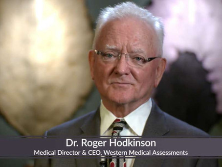 """""""Positive test results do not mean a clinical infection."""" - Dr Roger Hodkinson"""