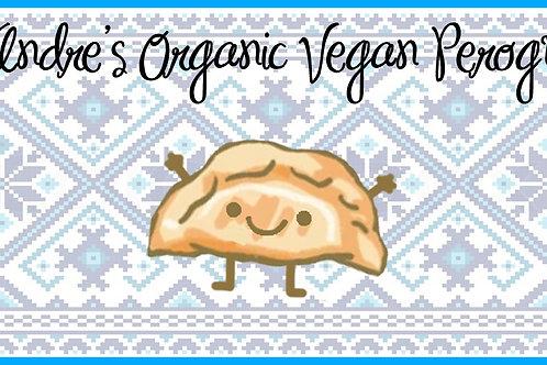 Andre's Organic Vegan Perogy