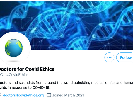 DOCTORS FOR COVID ETHICS - OPEN LETTER to EUROPEAN MEDICINES AGENCY