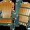 Thumbnail: Fan Back Folding Chair