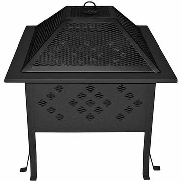 """18"""" Square Fire Pit"""