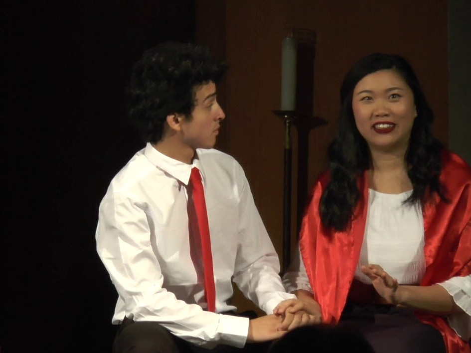 Musical Theatre Performance Reel