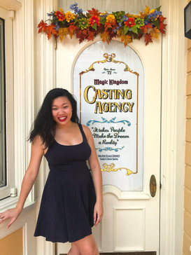 Magic Kingdom Casting Agency