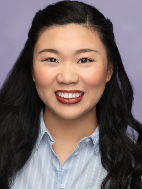 Commercial Headshot – Rachael Chau