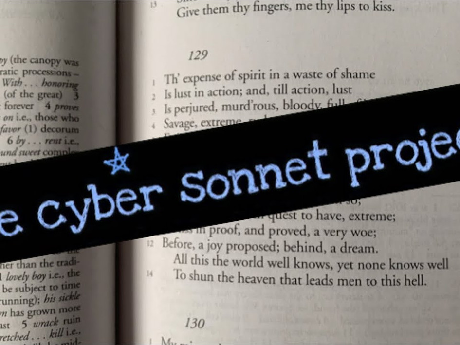 Cyber Sonnet 129