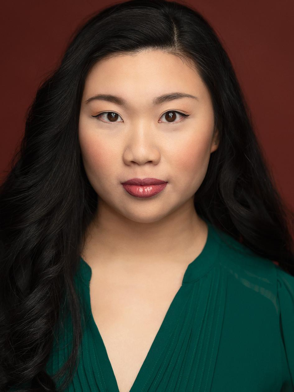 Theatrical Headshot 01 – Rachael Chau