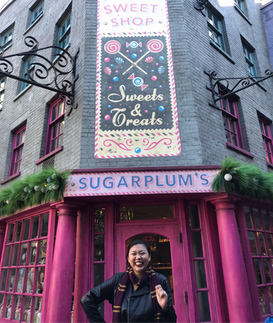 Wizarding World Sweet Shop