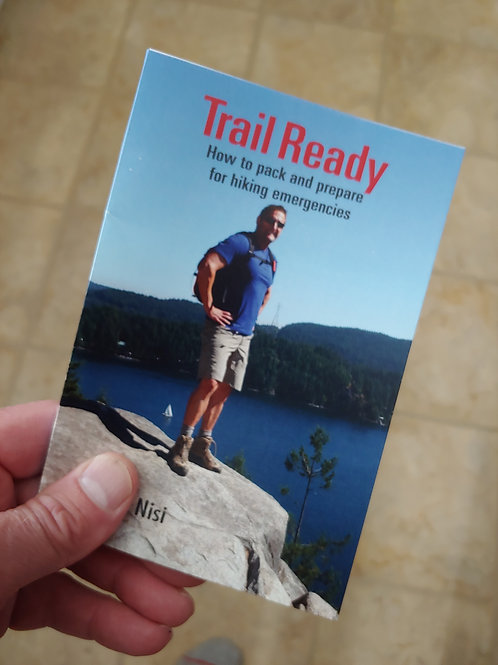 Trail Ready - Softcover Book