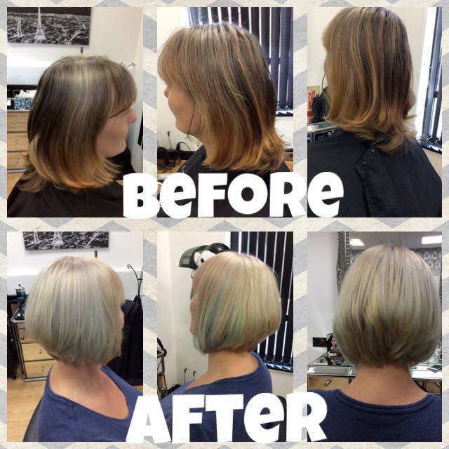 complete restyle