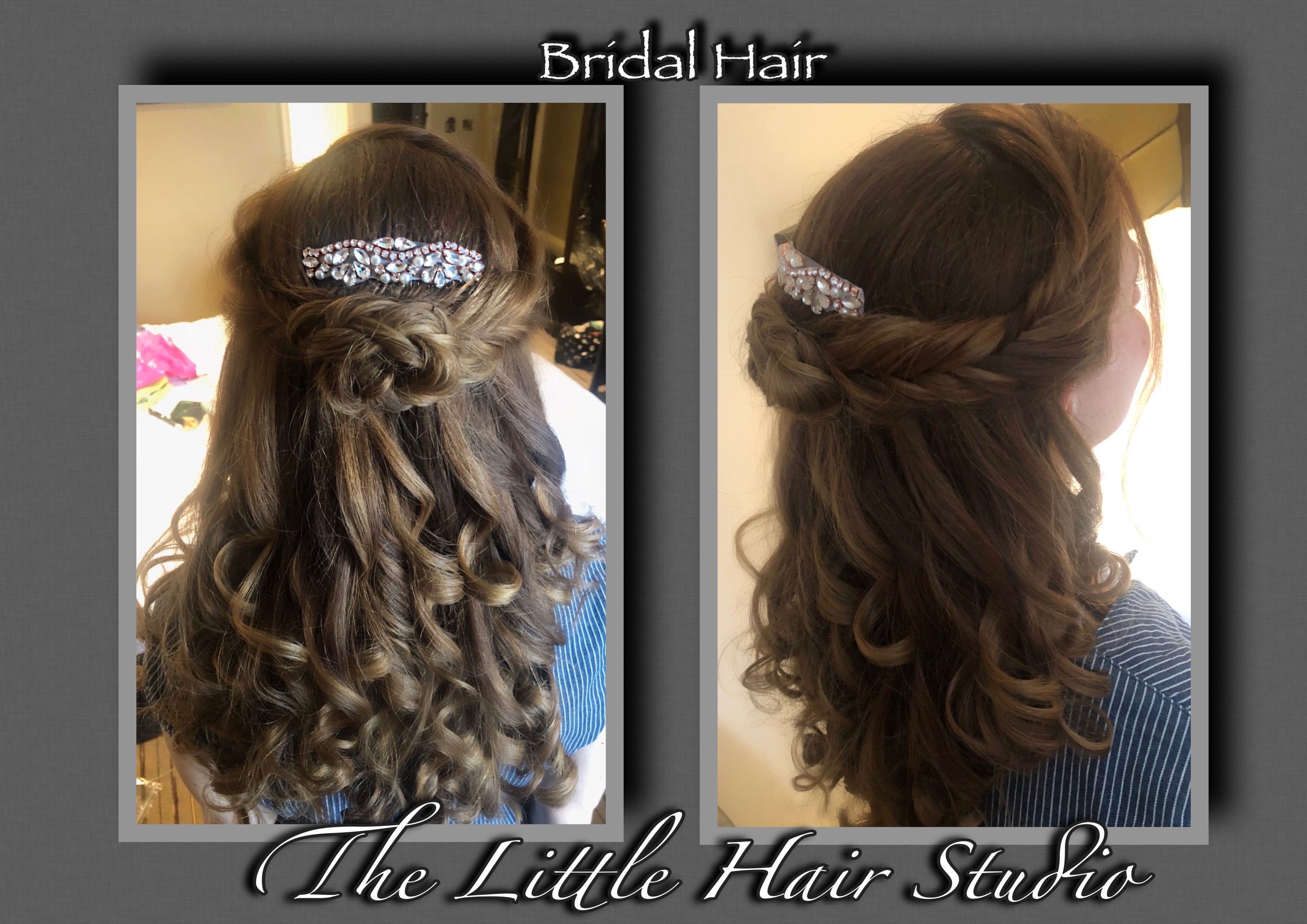 Bridal Hair By Jill