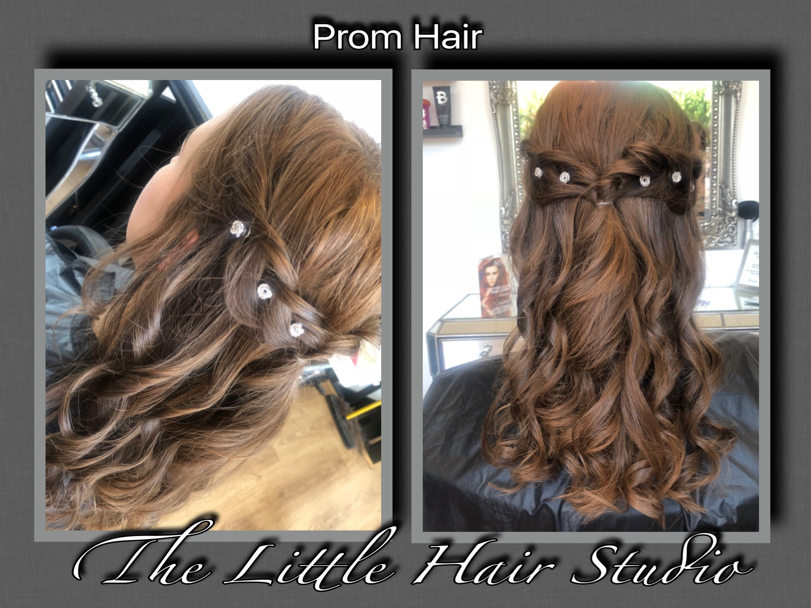 Prom Hair By Sophie