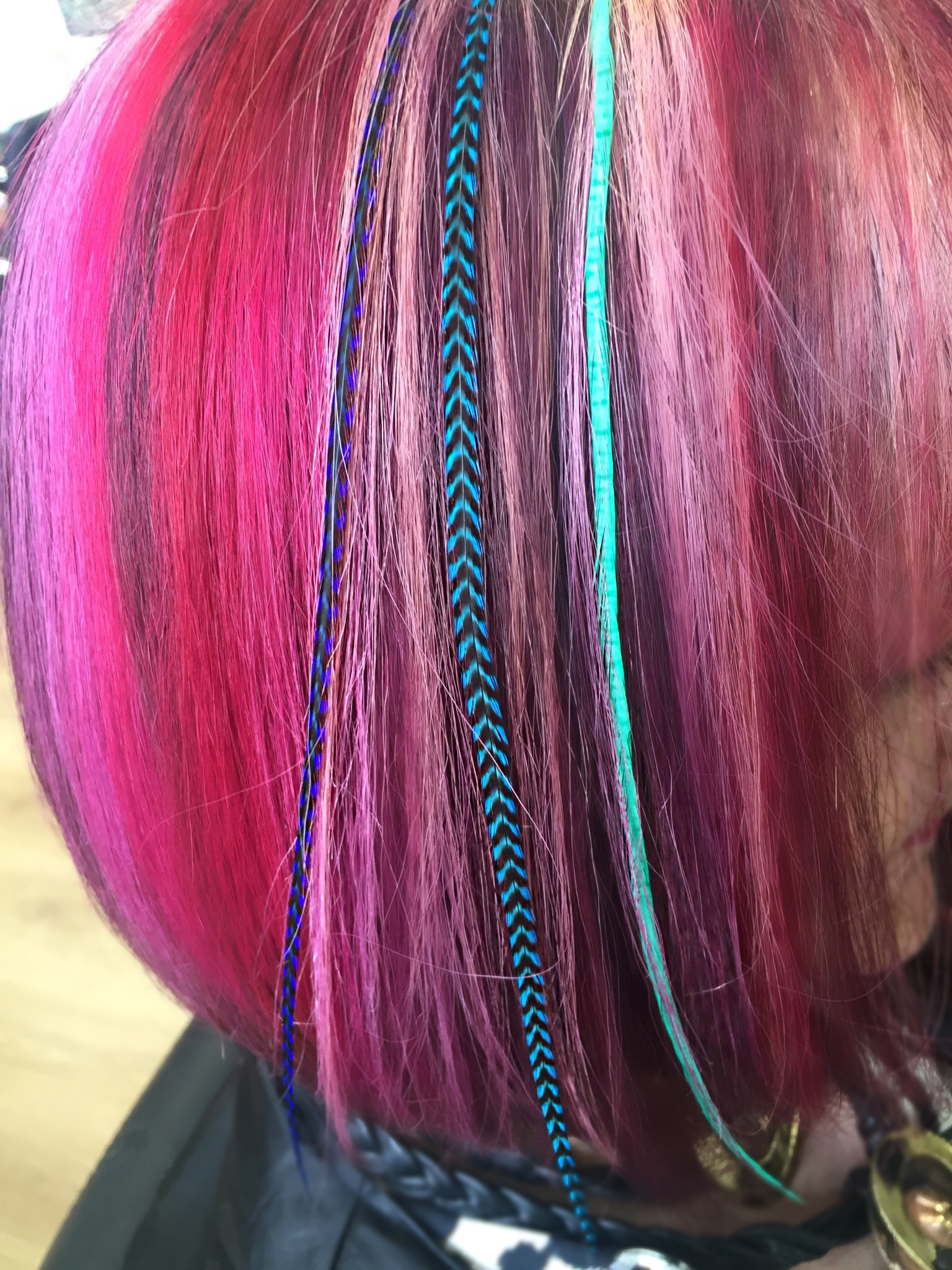 Hair Feather Extensions By Jill