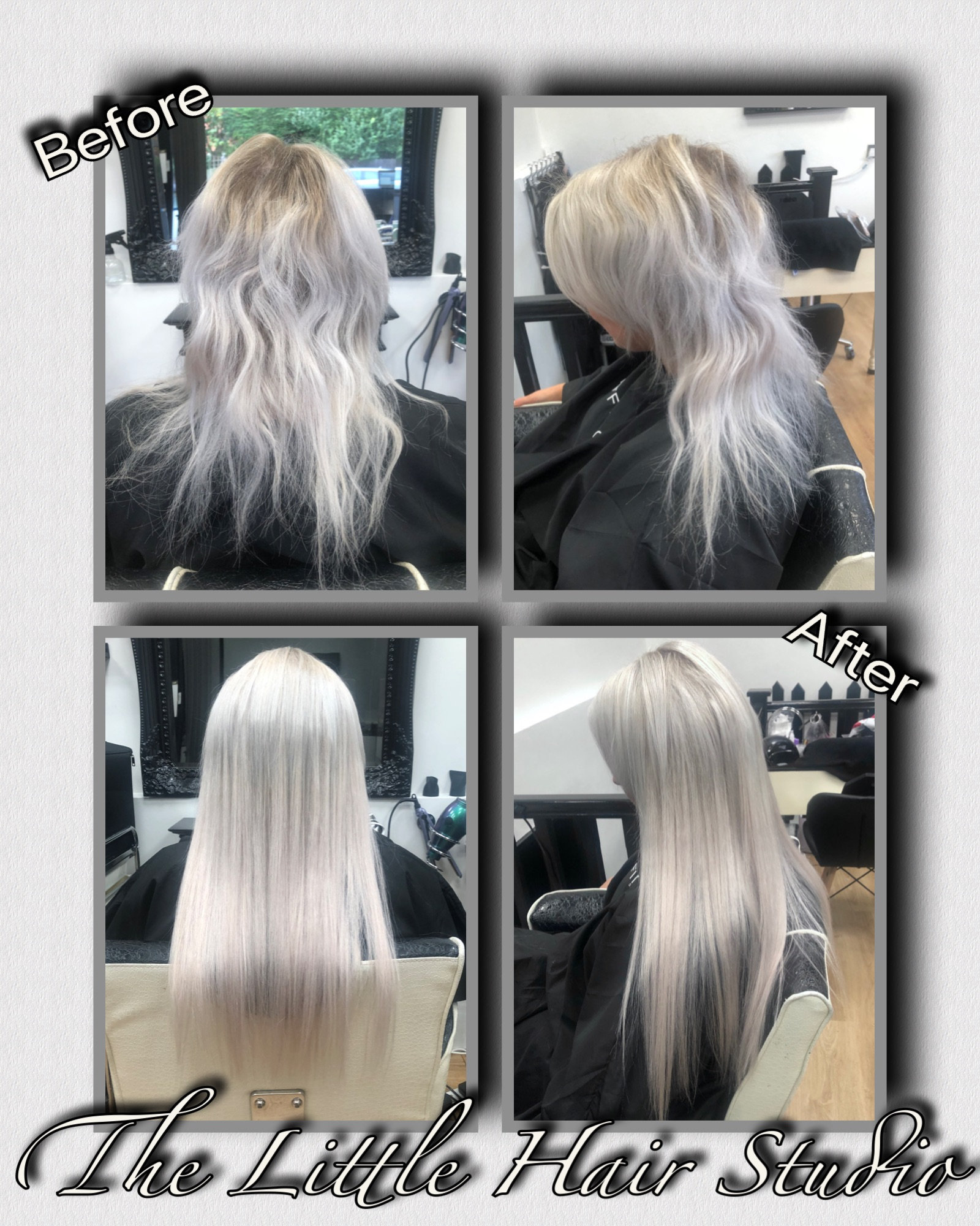 babylites and Hair Extensions