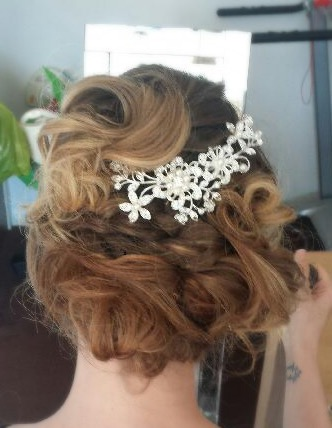 Hair Up By Emma