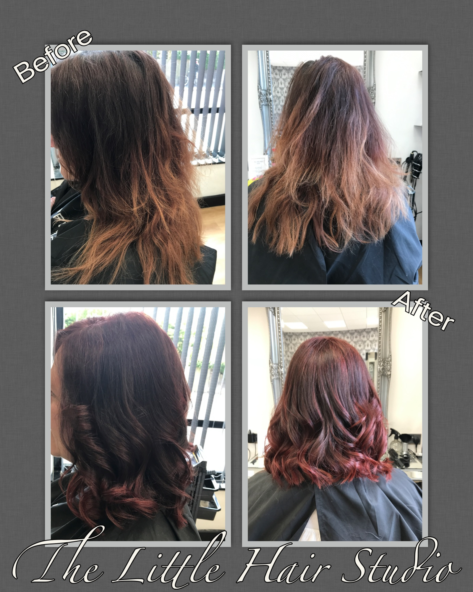 red restyle
