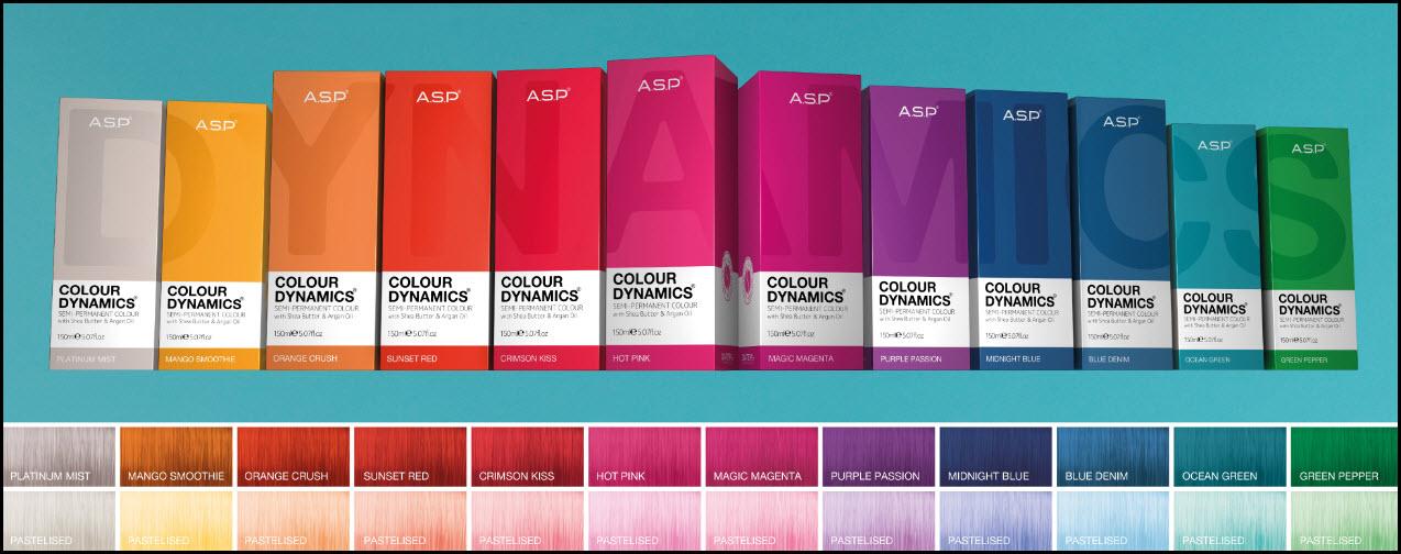Affiance Colour dynamics