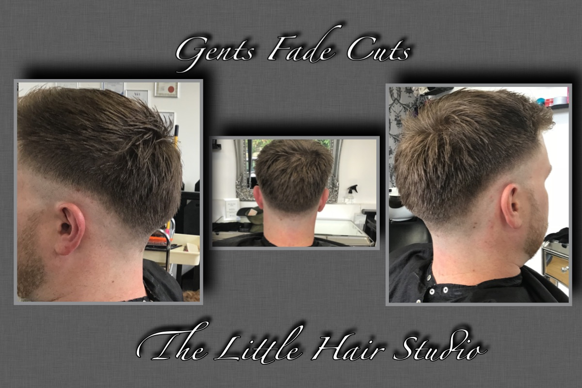 Gents Fade Haircut